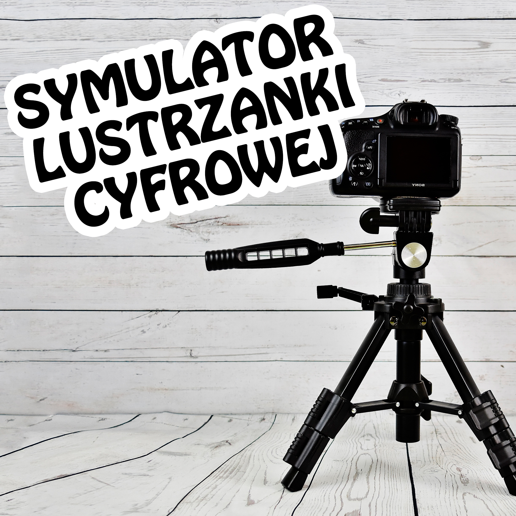 symulator aparatu artykuł Sztuka Retuszu