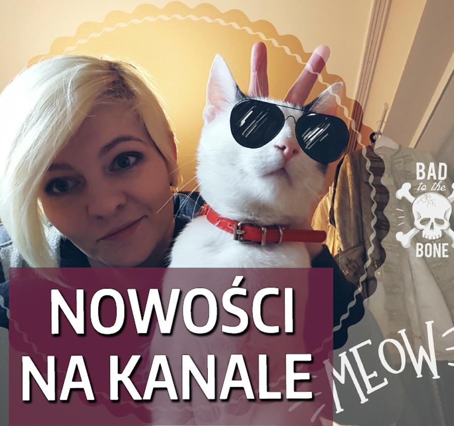 nowości na kanale Sztuka Retuszu na YouTube!