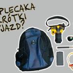 wyjazd do Szwecji czyli co pakuję do plecaka na którą fotowycieczkę - i dlaczego