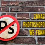 Photoshop przejdzie dolamusa? Zakaz photoshopowania weFrancji!